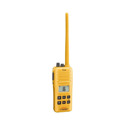 Icom GM1600 GMDSS Portable Survival Craft 2-Way VHF Radio