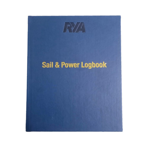 RYA Sail & Power Logbook