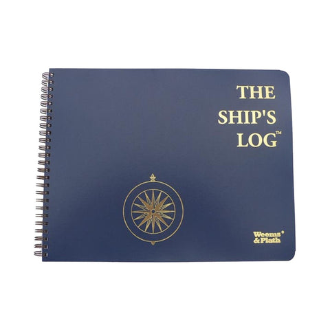 Weems & Plath The Ship's Log Book