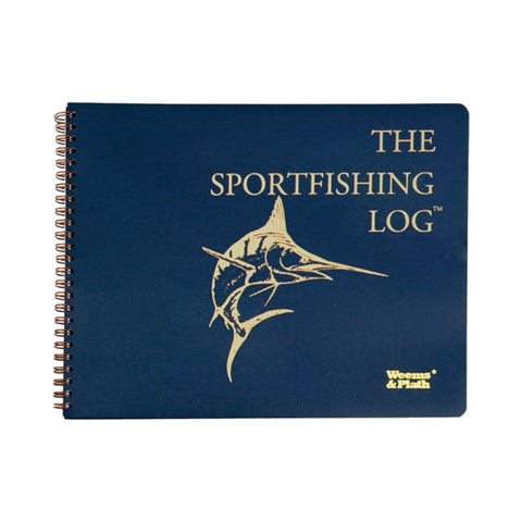 Weems & Plath The Sportfishing Log Book