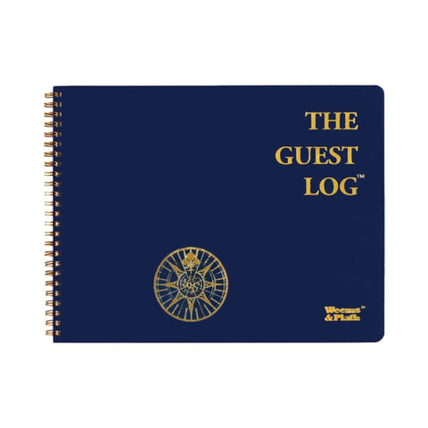 Weems & Plath The Guest Log Book