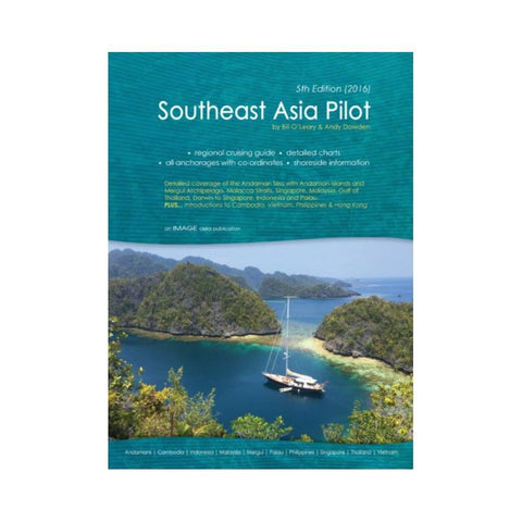 Southeast Asia Pilot 5th Edition (2016)