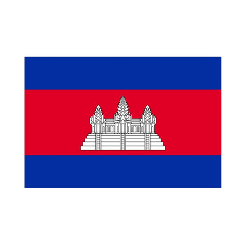 EMA International Flag - Cambodia