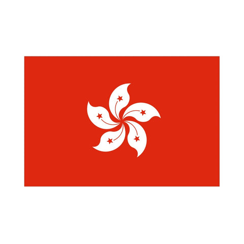 EMA International Flag - Hong Kong