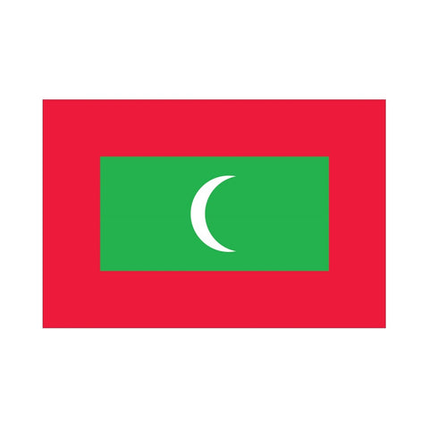 EMA International Flag - Maldives
