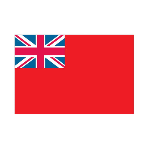 EMA International Flag - United Kingdom Red Ensign