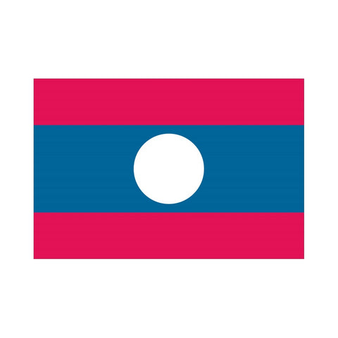 EMA International Flag - Laos