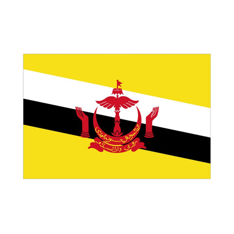 EMA International Flag - Brunei