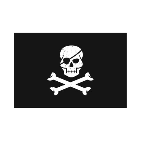 EMA International Flag - Jolly Roger