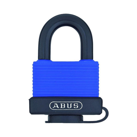Abus Weatherproof Covered Brass Padlock
