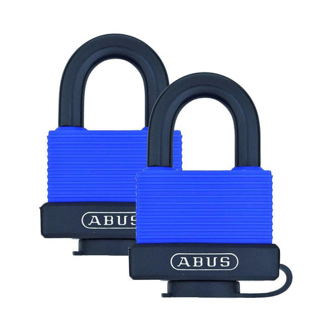 Abus Aquasafe Covered Brass Padlock