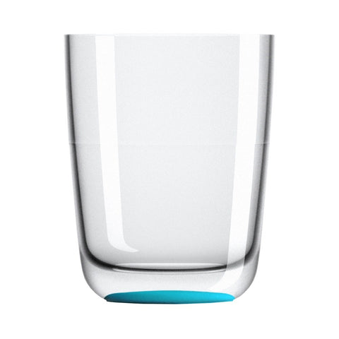 Palm Marc Newson Tritan Drinkware Collection Highball Glass with Non-slip Base