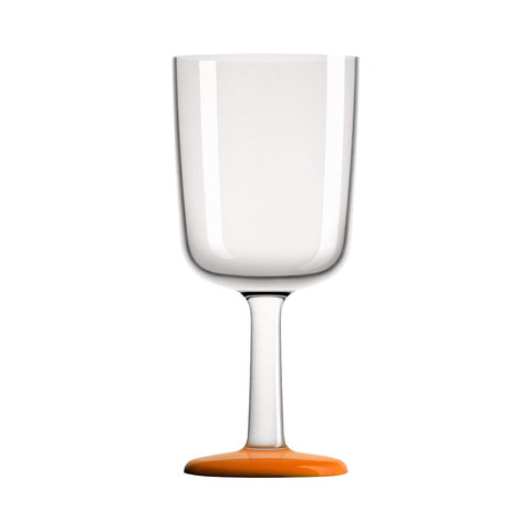 Palm Marc Newson Tritan Drinkware Collection Wine Glass with Non-slip Base