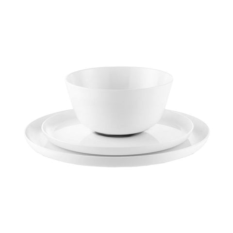 Palm Sorona Plate and Bowl Collection Multipack