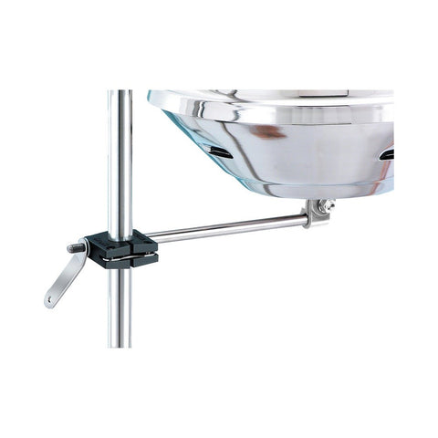 Magma Round Rail Mount for Marine Kettle