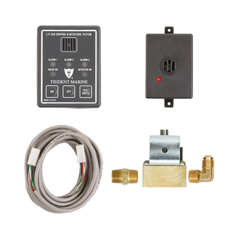 Trident Marine LPG Control & Detection System