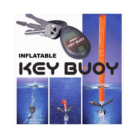 Davis Automatic Inflatable Key Buoy