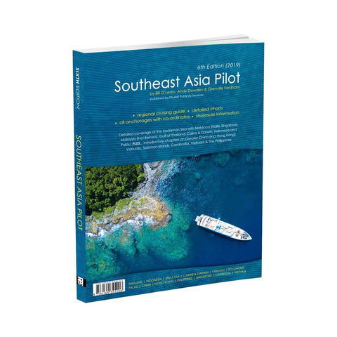 Southeast Asia Pilot 6th Edition (2019)