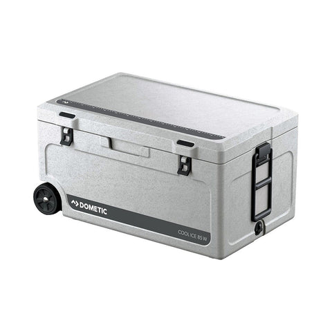 Dometic Cool-Ice Icebox with Wheel and Extended Handle