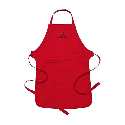 Magma Embroidered Gourmet Grilling Apron