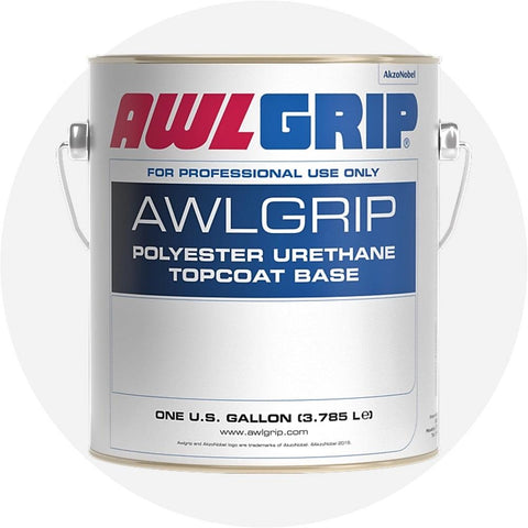 Awlgrip Polyurethane Topcoat - White Base
