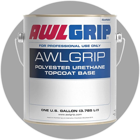 Awlgrip Polyurethane Topcoat - Gray / Black Base