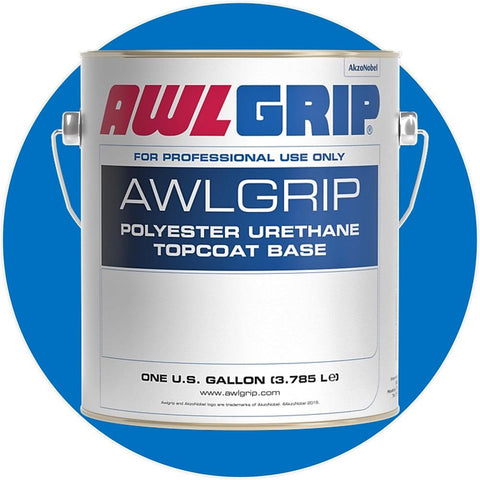Awlgrip Polyurethane Topcoat - Blue Base