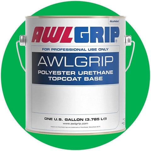 Awlgrip Polyurethane Topcoat - Green Base