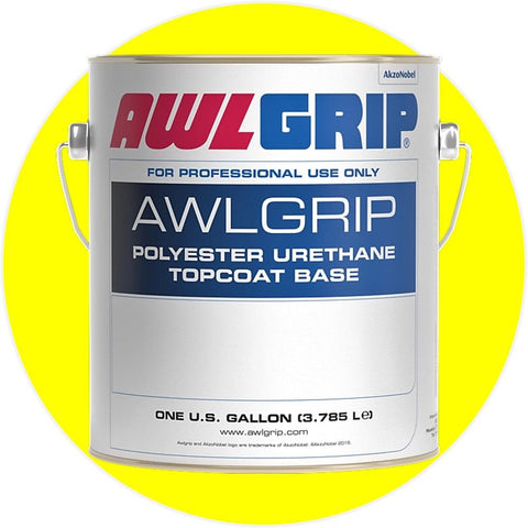 Awlgrip Polyurethane Topcoat - Yellow Base