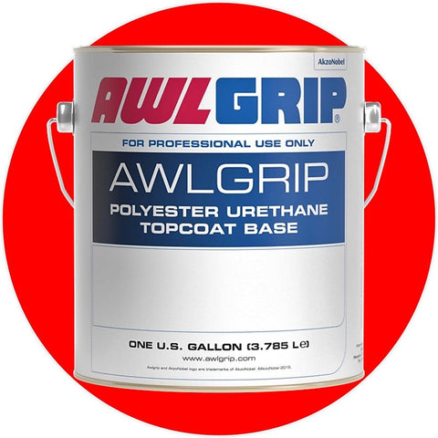 Awlgrip Polyurethane Topcoat - Red Base