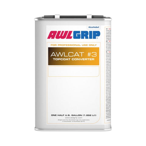 Awlgrip H3002 Awlcat #3 Brushing Converter