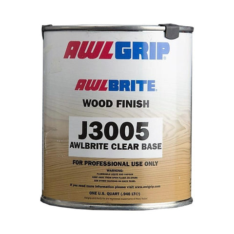 Awlgrip J3005 Awlbrite Clear Base