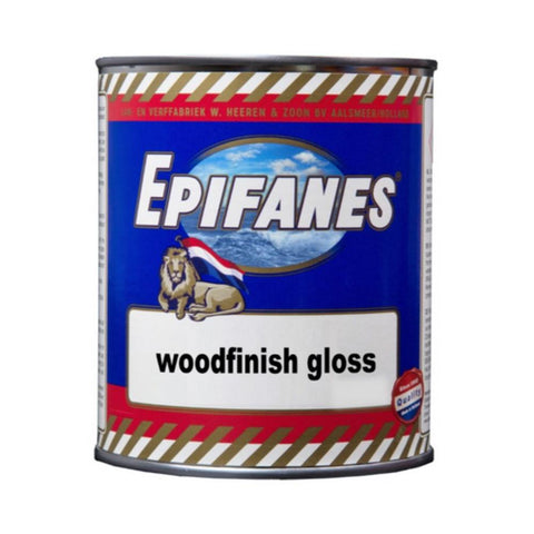 Epifanes Woodfinish Gloss Varnish
