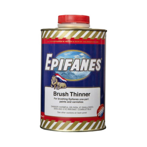 Epifanes Brush Thinner For Paint And Varnish