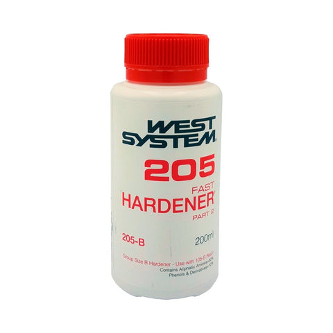 West System H205 Fast Hardener for R105 Epoxy Resin