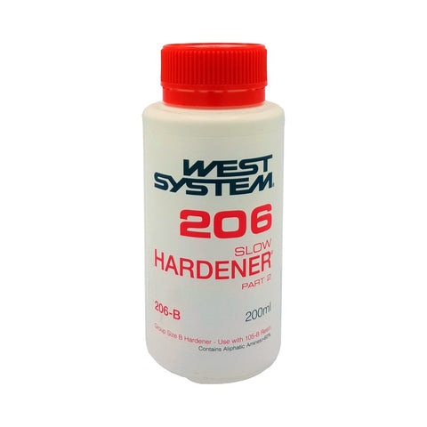 West System H206 Slow Hardener for R105 Epoxy Resin