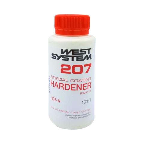 West System H207 Special Coating Hardener for R105 Epoxy Resin