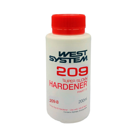 West System H209 Super Slow Hardener for R105 Epoxy Resin