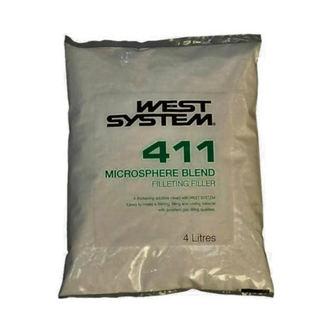 West System 411 Microspheres Blend Powder
