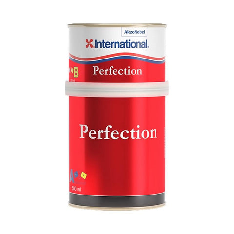 International Paint Perfection 2-Part Polyurethane