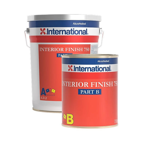 International Paint Interior Finish 750