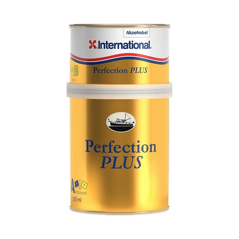 International Paint Perfection Plus Varnish