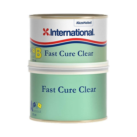 International Paint Fast Cure Clear Primer