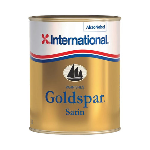 International Paint Goldspar Satin