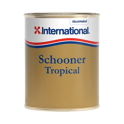 International Paint Schooner Tropical Varnish