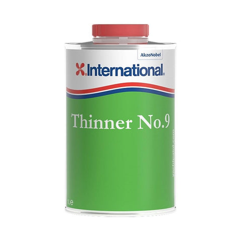 International Paint Polyurethane Retarder Thinner No. 9