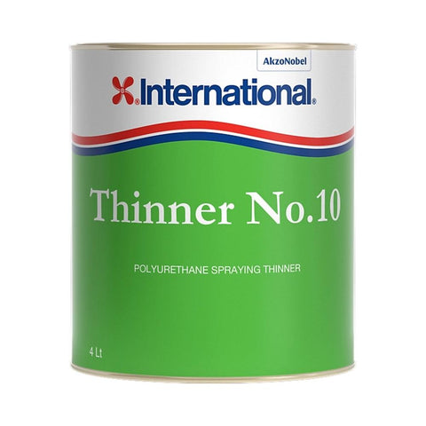 International Paint Polyurethane Spraying Thinner No. 10