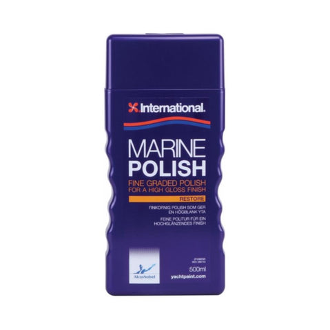 International Paint Marine Polish