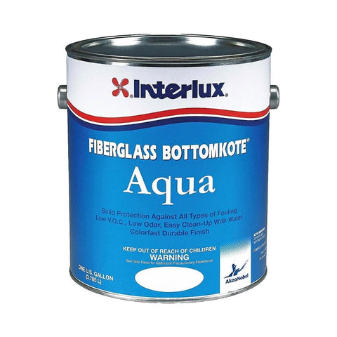Interlux Fiberglass Bottomkote Aqua Water-based Antifouling