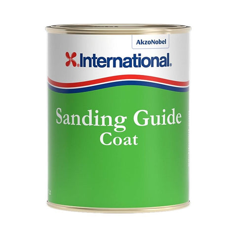 International Paint Sanding Guide Coat